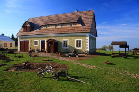 Krušnohorský lidový dům