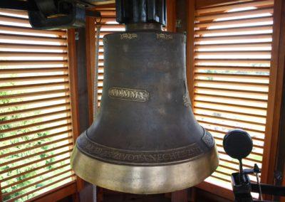 zvon ve zvonici