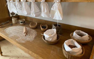 Spezielles Tiroler Brot am Wochenende