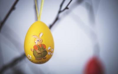 Velikonoční poklad na Lesné