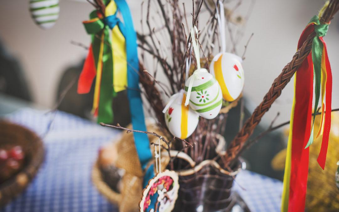 (Ne)tradiční Velikonoce na Lesné
