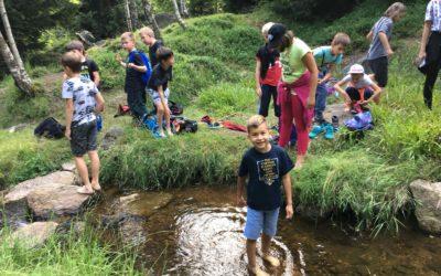 8 turnusů příměstských táborů v létě na Lesné!