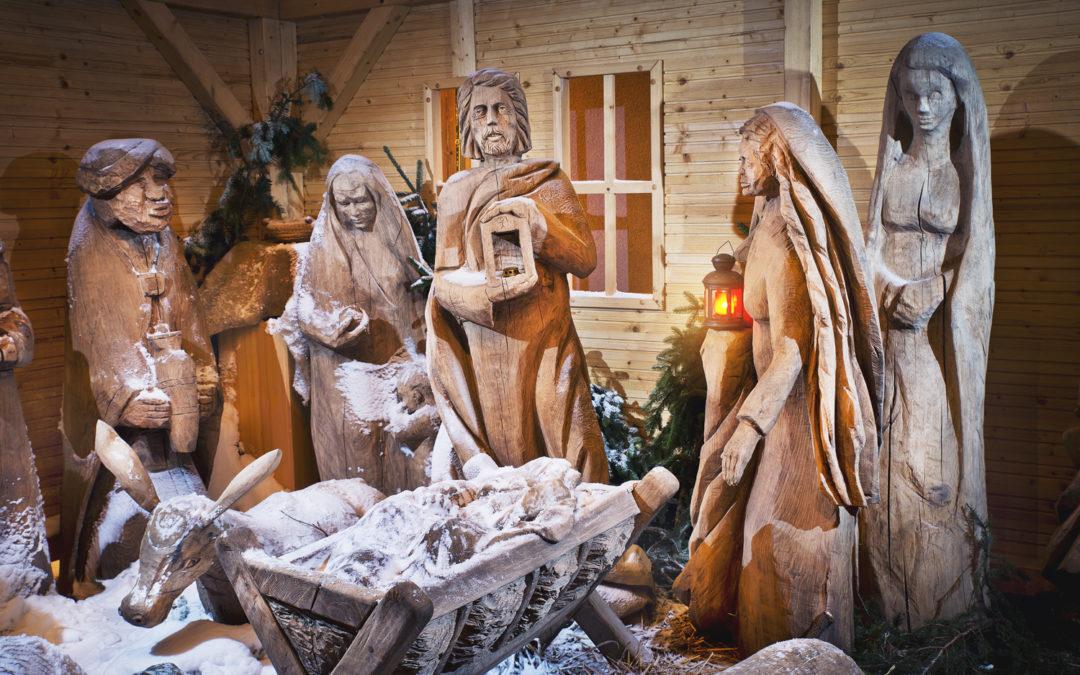 Vánoční svátky na Lesné