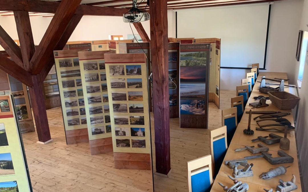 Výstava Znovuobjevené Krušnohoří
